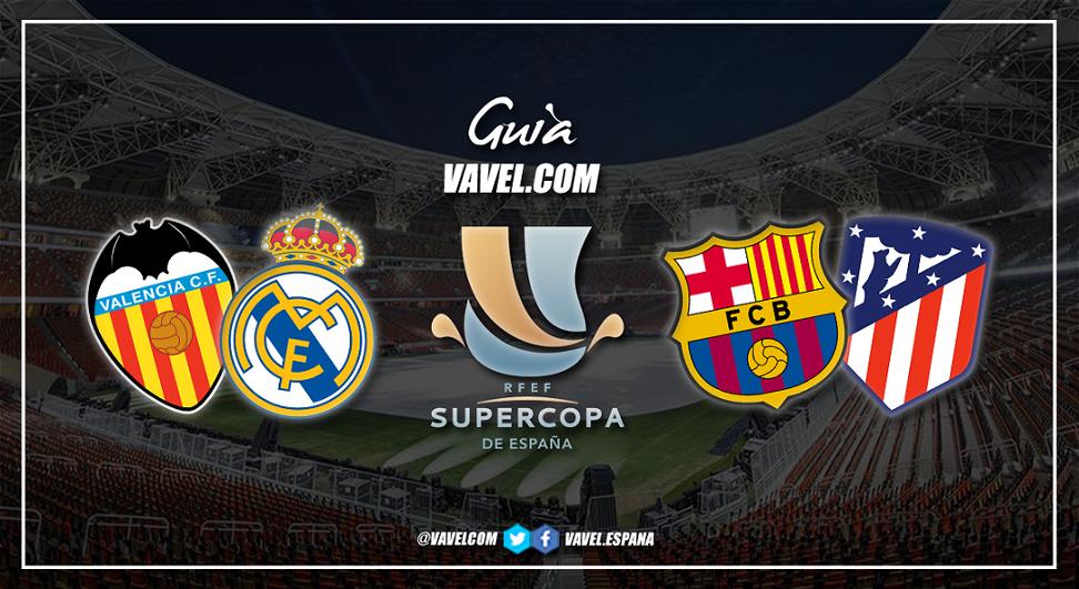 Guía VAVEL Supercopa de España 2020: nuevo formato y mucha ilusión