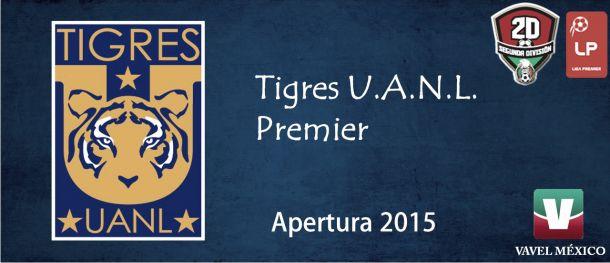 Segunda División Premier: Tigres de la U.A.N.L Premier