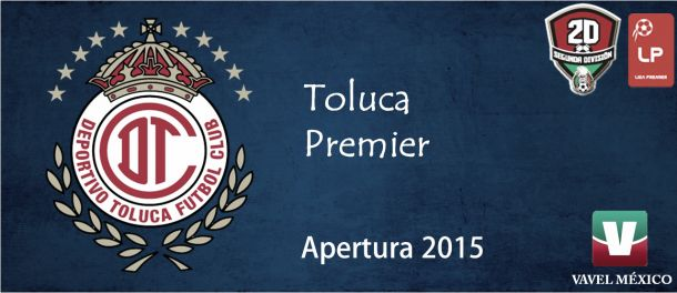 Segunda División Premier: Toluca Premier