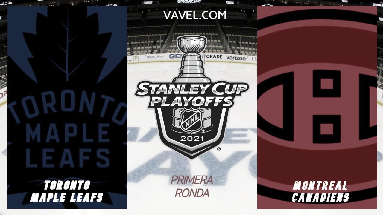 Previa Toronto Maple Leafs - Montreal Canadiens: Toronto ante su gran oportunidad de volver a brillar