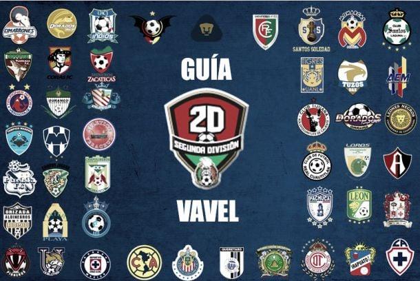 Guía VAVEL de la Segunda División Premier Apertura 2015