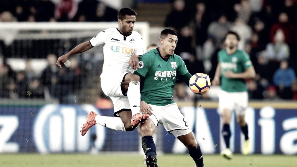 Previa West Bromwich Albion - Swansea: más de tres puntos en juego