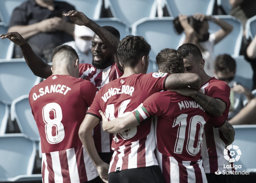 Celta de Vigo 0-1 Athletic Club: Williams blinda a los leones