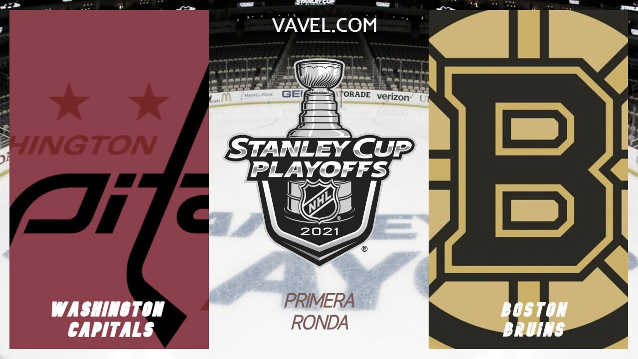 Previa Washington Capitals - Boston Bruins: Voluntad de ganar