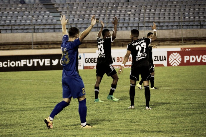 Zulia FC gana y se consolida