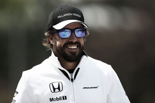 """Fernando Alonso: """"Contento con acabar, pero tenemos que subir el nivel"""""""