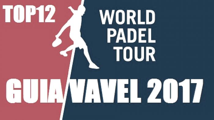 Guia World Padel Tour 2017:El Top 12