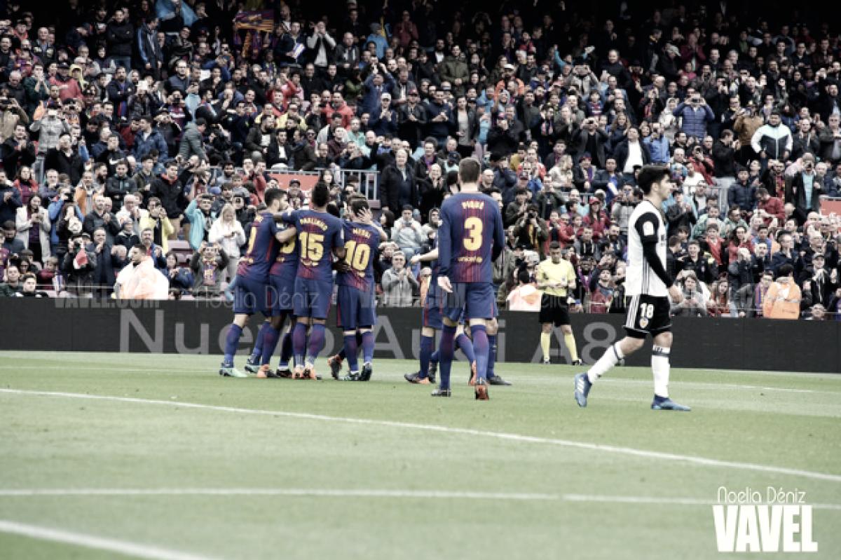 Once de oro de VAVEL: jornada 32 de La Liga Santander