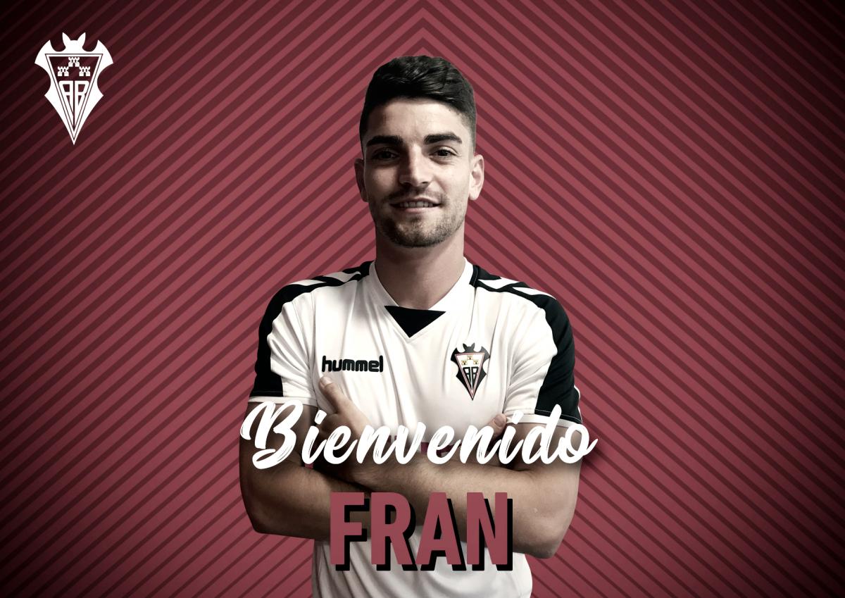 Fran García regresa al Albacete Balompié