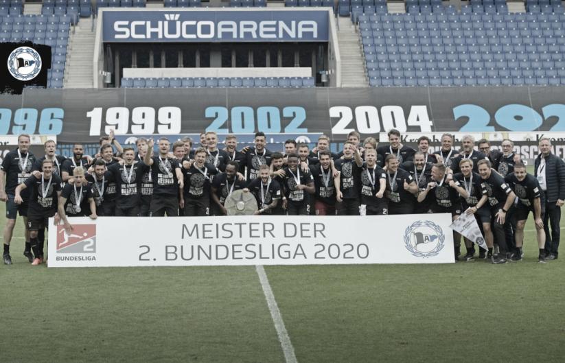 Arminia Bielefeld: La consolidación al título (Parte 2)