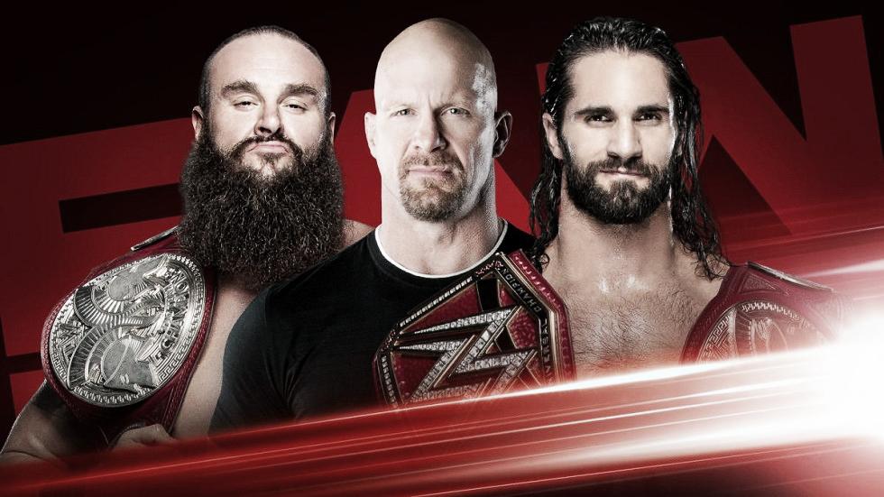 Previa Monday Night RAW del 9 de septiembre