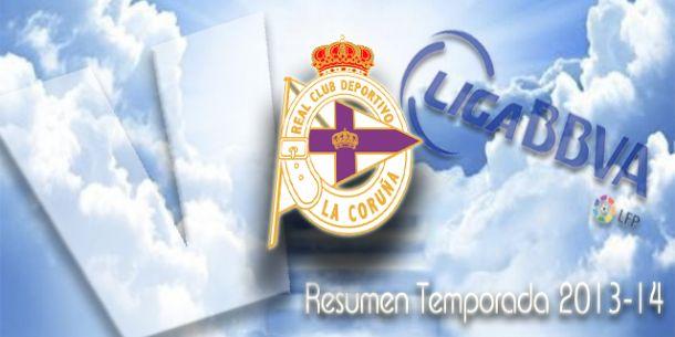 Resumen temporada 2013/14 del Deportivo de la Coruña: el ascenso más necesario