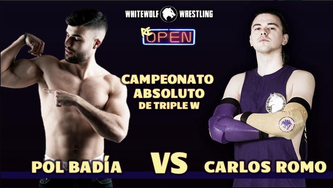 Pol Badía retiene el Campeonato Absoluto en el primer evento de Triple W