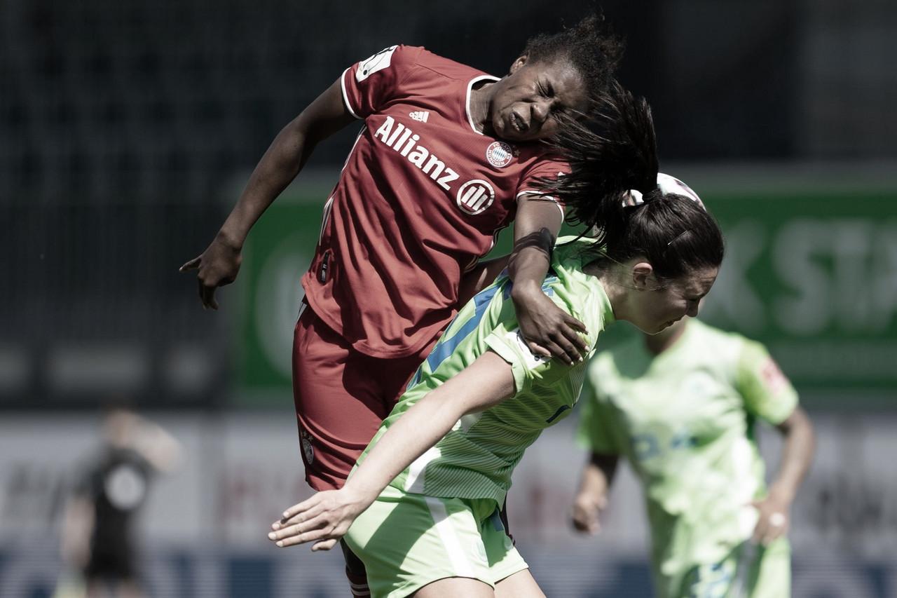 Bayern München saca un punto de campeonato contra VfL Wolfsburg