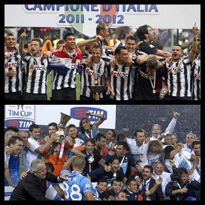 En juego el primer título del Calcio