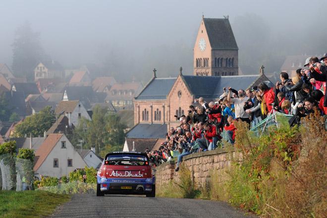 Así es el Rally de Francia 2012