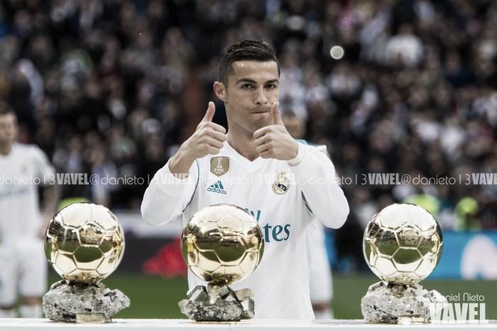 Cristiano Ronaldo, máximo goleador histórico del Mundial de Clubes