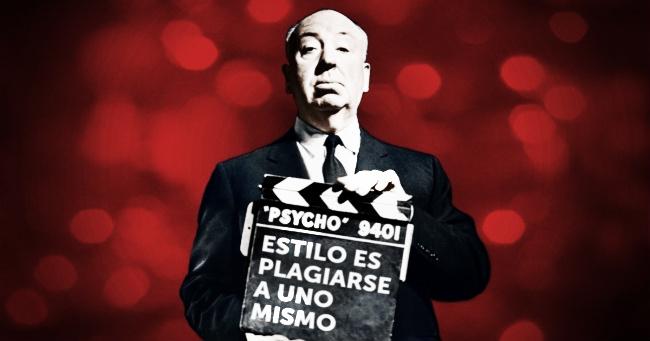 Hitchcock, más que una silueta
