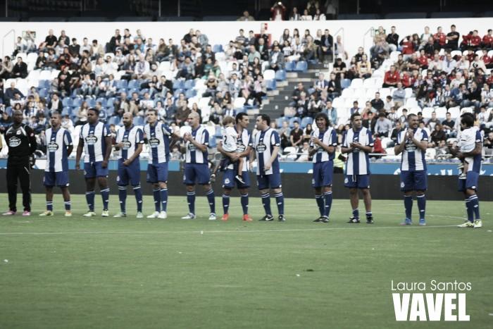 Fotos e imágenes del partido SuperDépor 5-2 EuroCelta, Memorial Moncho Rivera