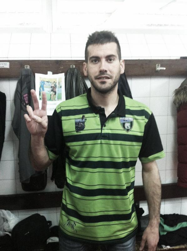 """Entrevista. Alberto Montero. """" El River es un club muy humilde pero muy serio, con una afición maravillosa"""""""