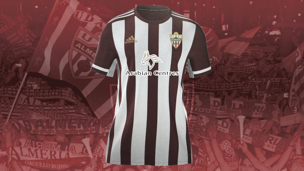 Arabian Centres firma por cuatro años como sponsor principal de la U.D. Almería