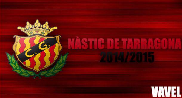 Temporada del Nàstic de Tarragona 2014-2015, en VAVEL