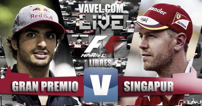 Rosberg se impone en los Libres 2; Ferrari y Red Bull, al acecho