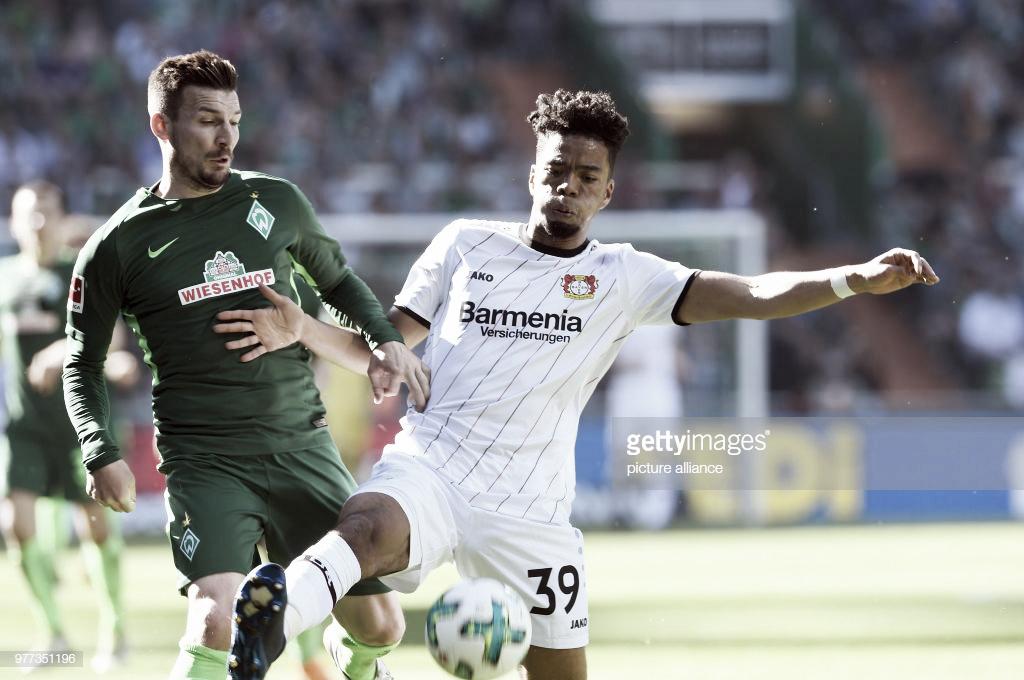 Resultado Werder Bremen vs Bayer Leverkusen EN VIVO y en directo online en Bundesliga 2018 (2-6)