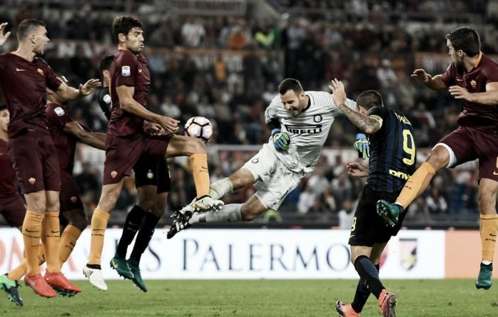 Previa Inter - Roma: la difusa fugacidad del tiempo