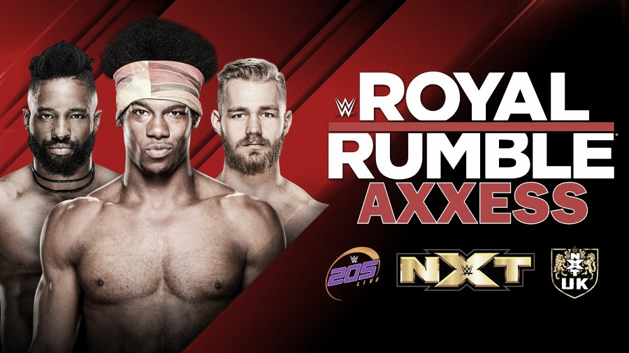 Torneo Worlds Collide para Royal Rumble Axxess