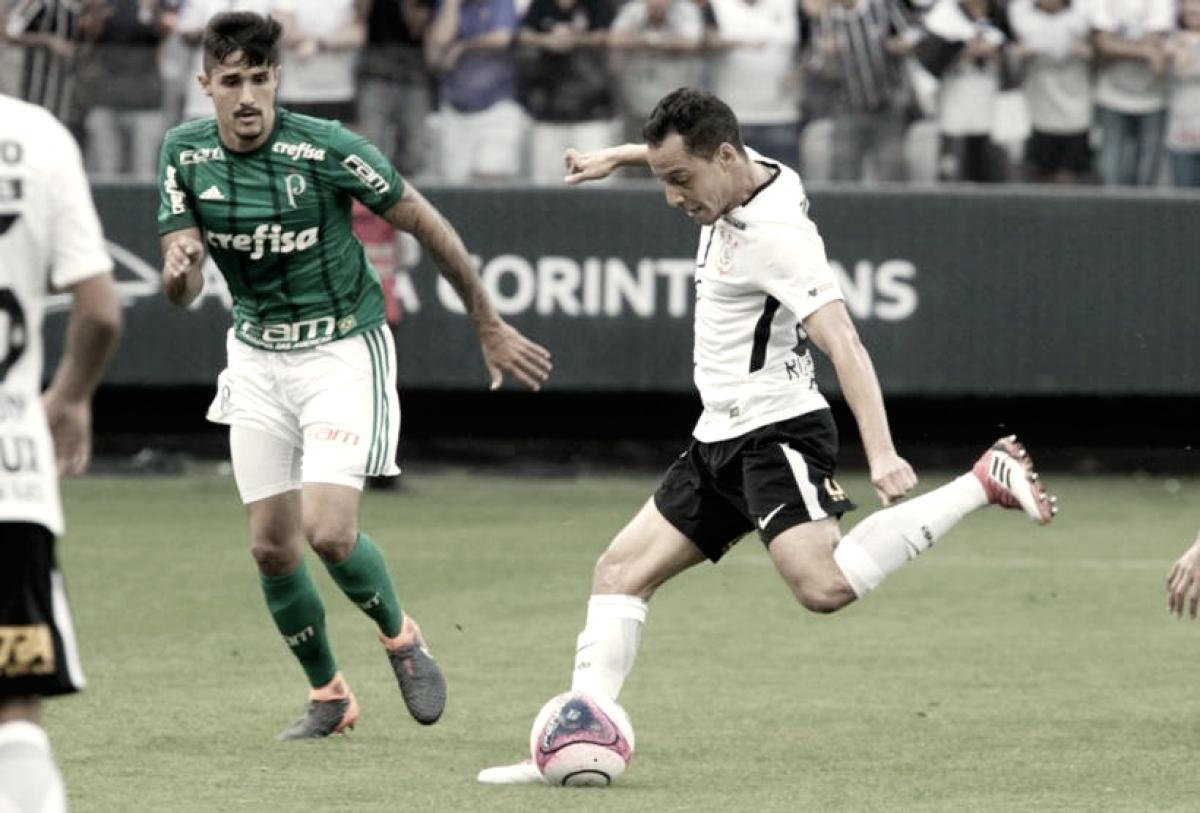 Após polêmica na final do Paulistão, Corinthians e Palmeiras medem forças pelo Brasileiro