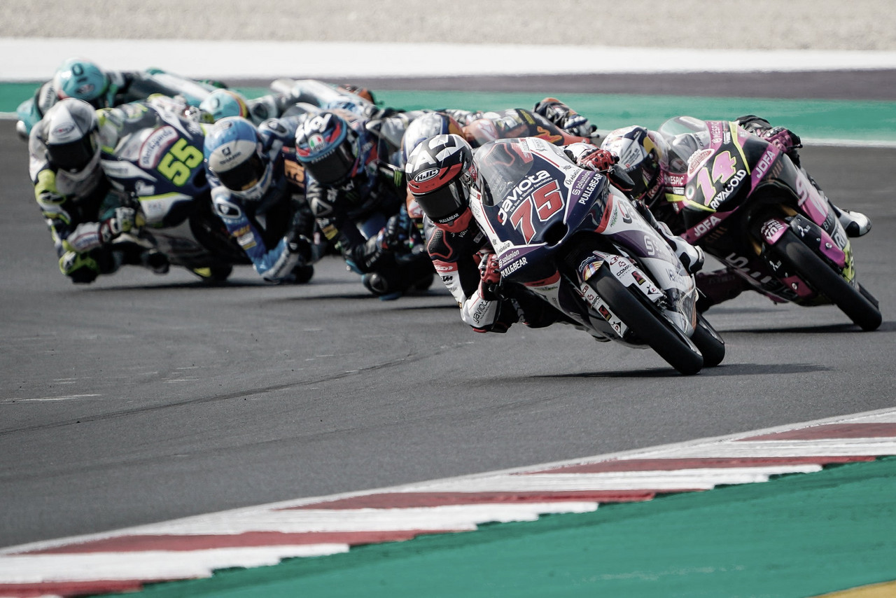 Previa GP Cataluña Moto3: Arenas, a aumentar la distancia