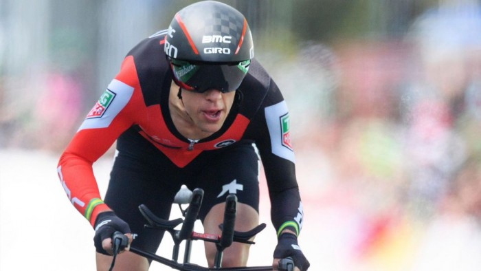 Richie Porte prend une option