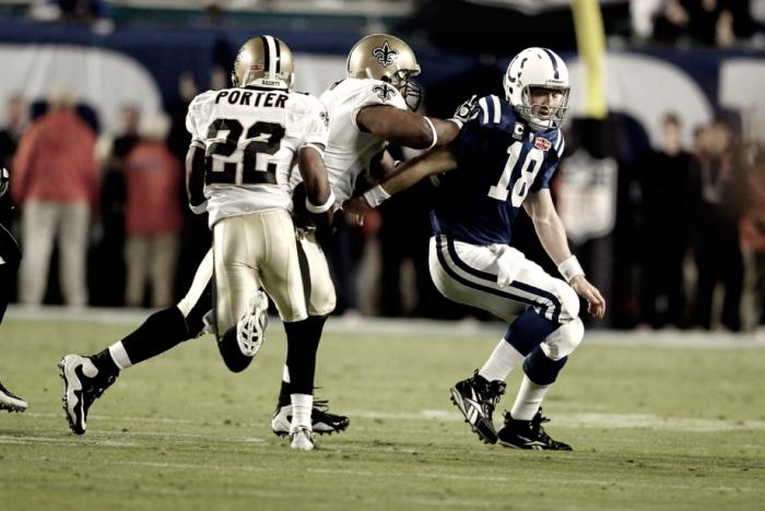 Super Bowl XLIV: el retorno matador de Porter