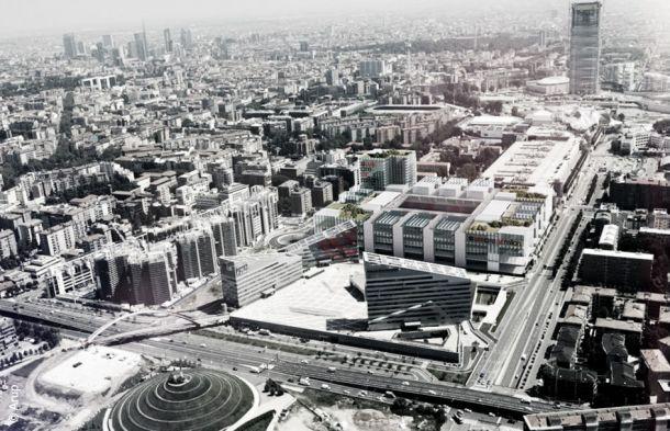 Stadio del Portello, il modello del Milan sarà lo Stamford Bridge