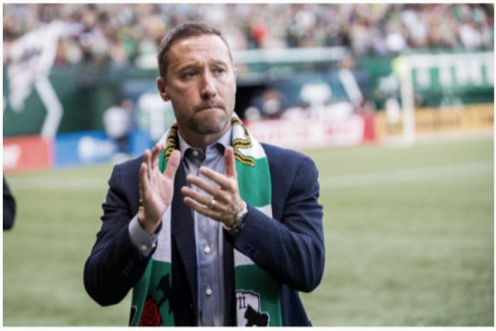 Caleb Porter and the Portland Timbers part ways