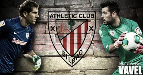 Athletic 2013-2014: porteros