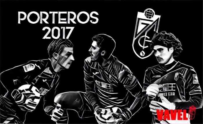 Anuario VAVEL Granada CF 2017: porteros