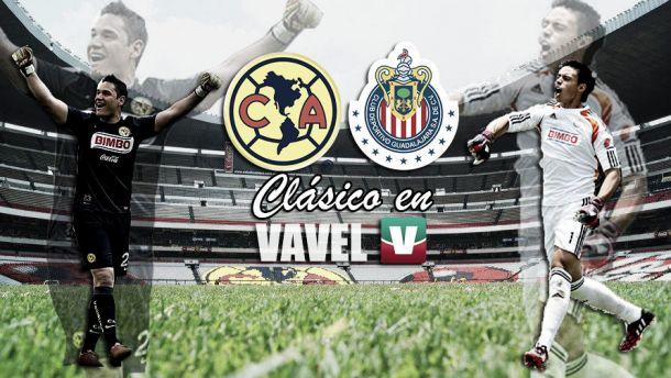 Clásico de Clásicos: Moisés Muñoz - Antonio Rodríguez