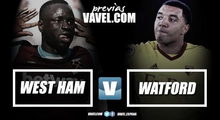 Previa West Ham - Watford: la ola de lesiones no puede frenar el camino al triunfo