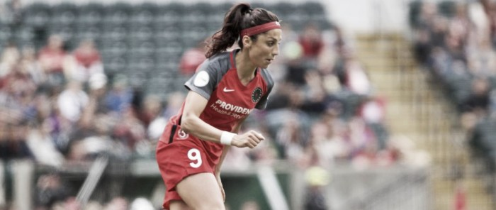 Portland Thorns come back to tie Boston Breakers in a 2-2 draw