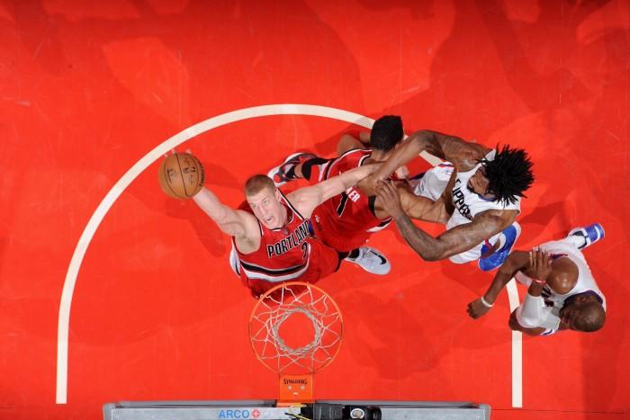 NBA - Clippers di misura contro Portland, Indiana ok con Charlotte