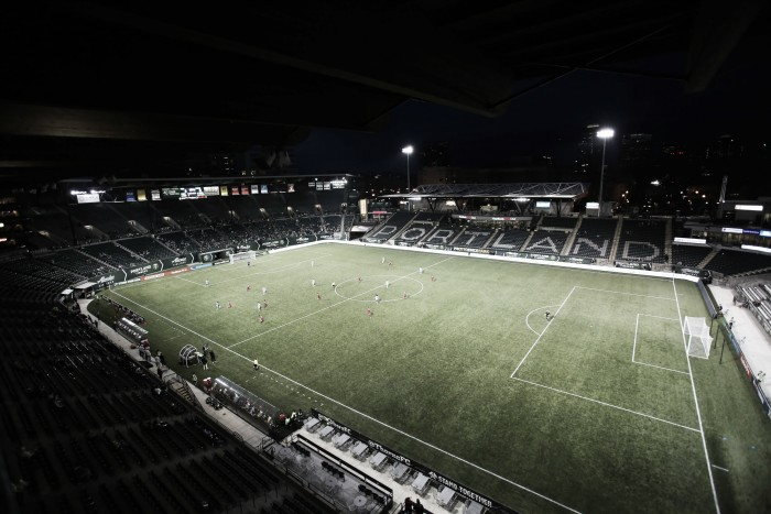 Portland Thorns host Orlando Pride in historic season opener