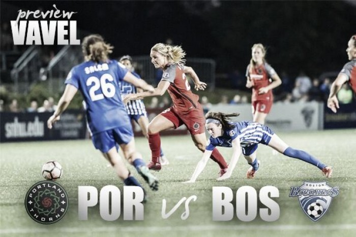 Boston Breakers vs Portland Thorns Preview: Portland racing for the Shield