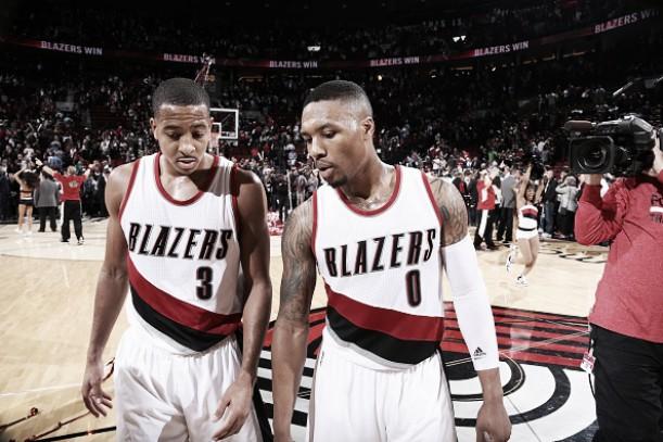 NBA: Lillard batte Westbrook, Portland ha la meglio su OKC. Blitz di Orlando ad Atlanta