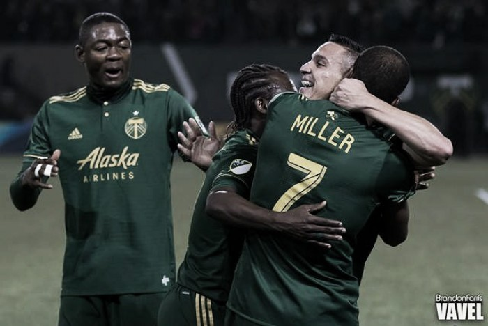 Houston Dynamo vs Portland Timbers: How it Happened