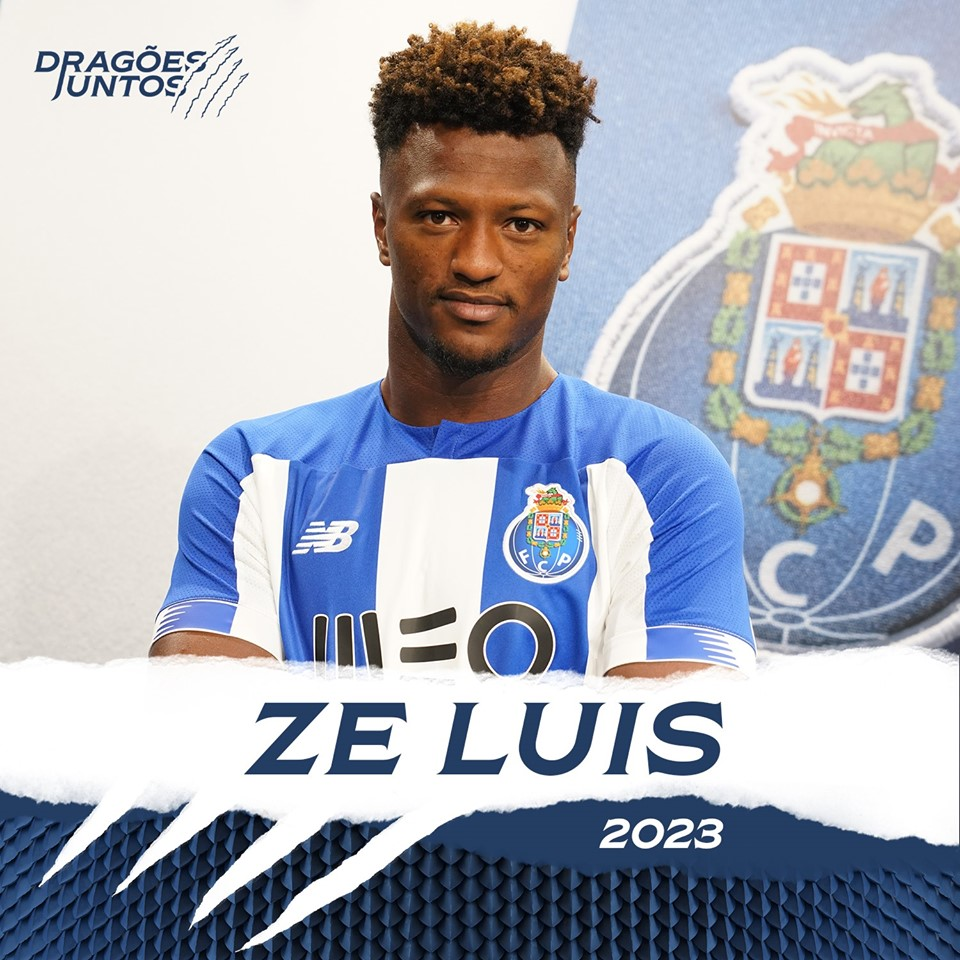 Zé Luís no FC Porto