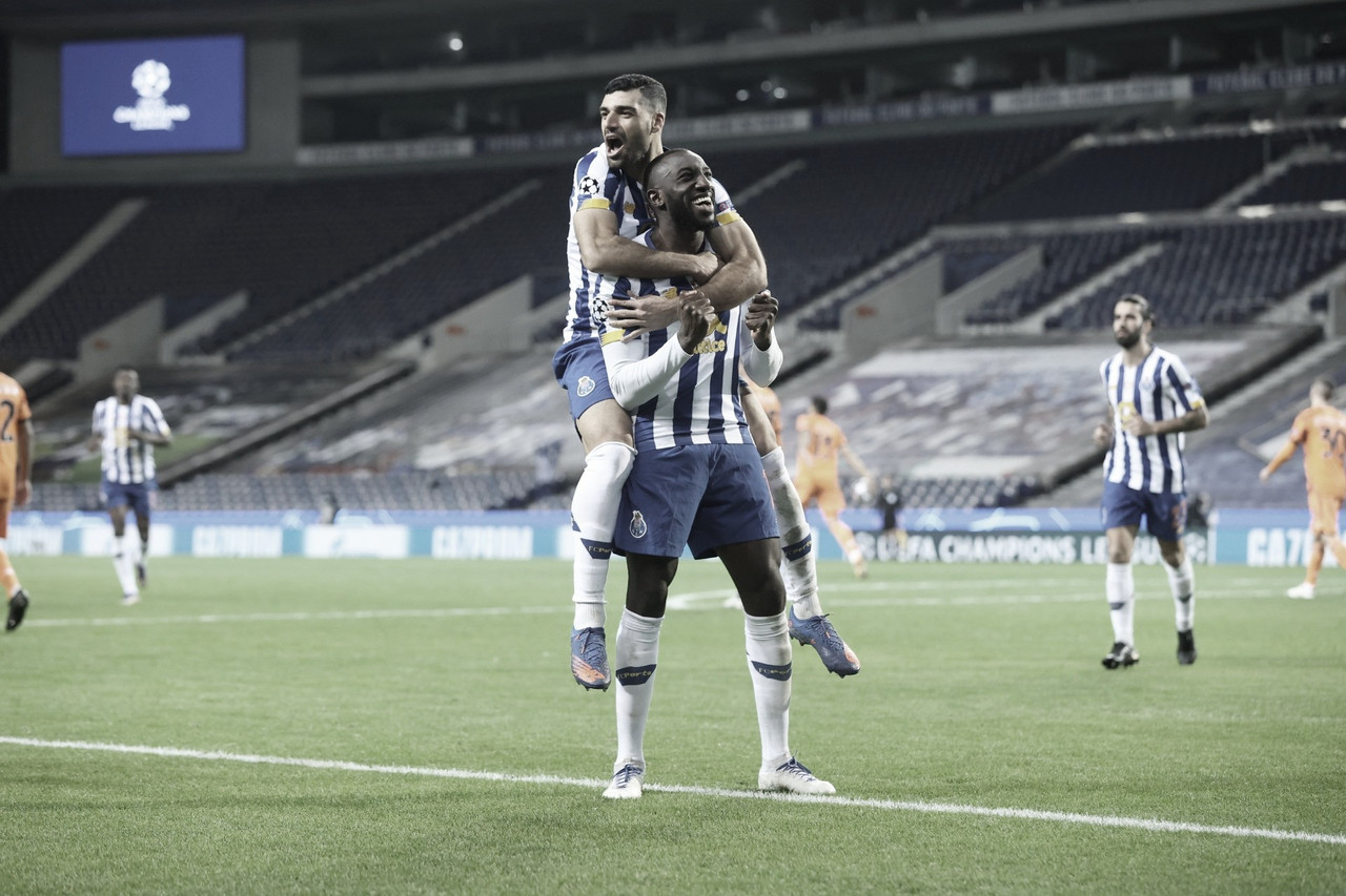 Porto faz dever de casa, bate Juventus e abre vantagem nas oitavas