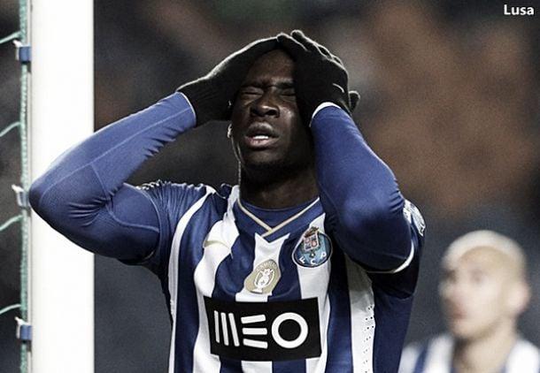 FC Porto desconta 22% para a derrota