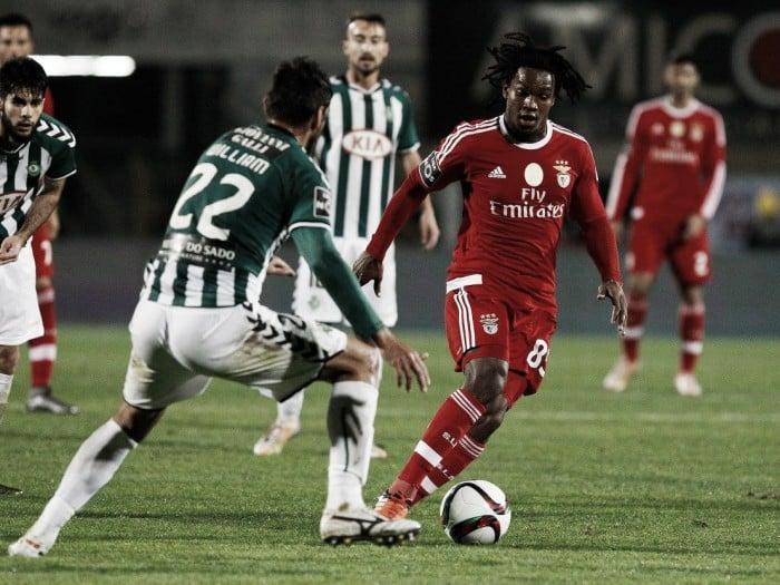 Benfica X Vitória de Setúbal : Águias à solta em busca da liderança